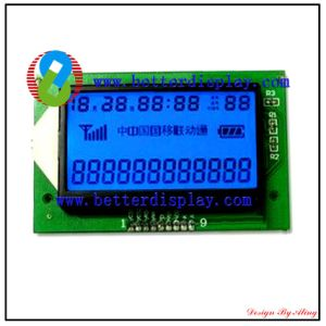 LCD Stn Blue LCM Standard Character Modules pictures & photos