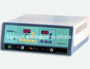 High Frequency Electrosurgical Generator (S900D) pictures & photos