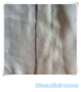 Viscose Silk Fabric for Women′s Wear pictures & photos