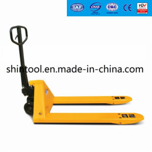 5ton Pallet Truck with Advanced Pump pictures & photos