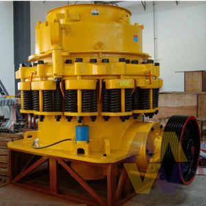 China Factory Sale Cone Crusher Machine Single Cylinder Hydraulic Cone Crisher ISO Ce SGS Approved pictures & photos