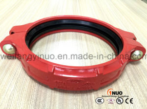 Ductile Cast Iron Rigid Coupling FM/UL Approved 88.9mm/3 Inch pictures & photos