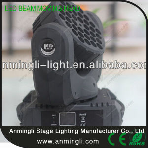 LED Moving Head Beam Wash Light 36*5W with CREE LED Light Souce