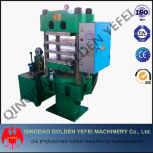 EVA Shoes Foaming Plate Rubber Vulcanizing Machine pictures & photos