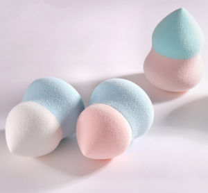 Latex Free Cosmetic Makeup Sponge Puff pictures & photos