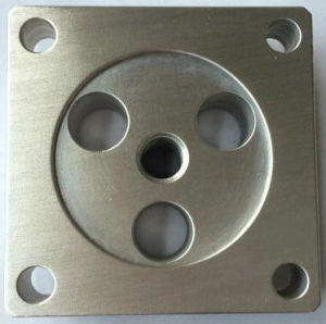 High Precision CNC Machining Metal Processing