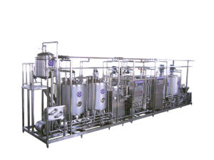 2t/H Integrated Milk Production Line pictures & photos