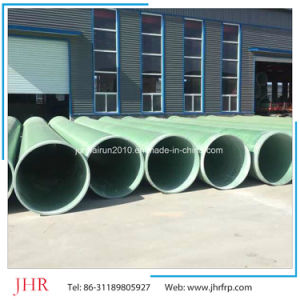 Best Price for Water Supply Drainage High Strength GRP Pipe pictures & photos