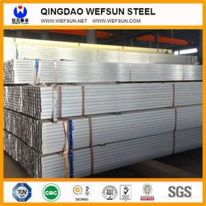 Common Carbon Welded Square and Rectangular Steel Tubing pictures & photos
