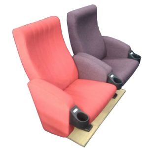 Cheap Cinema Seating Commercial Auditorium Seat Theater Chair (TW02) pictures & photos