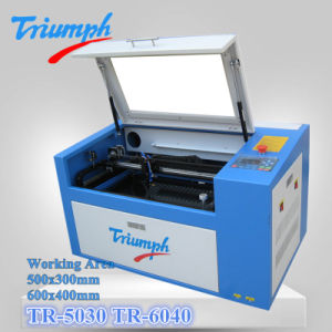 Triumphlaser CO2 Laser Cutting Engraving Machine 500X300