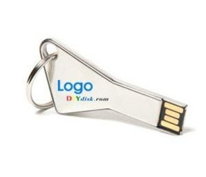 OEM Logo Key Shape USB Flash Drive Slim Series pictures & photos