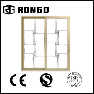 Double Glazing 5mm Sliding Doors /High Quality Aluminum Frame Doors pictures & photos