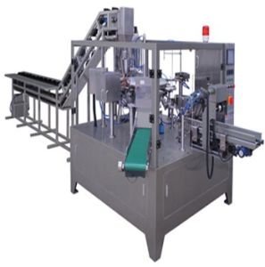 Mixed Material Food Packing Machine Rotary Bag Packing Machine pictures & photos