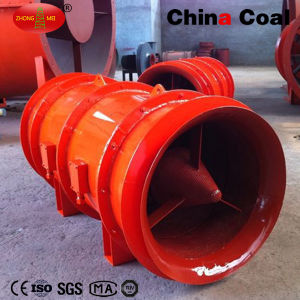 Mining Tunneling Axial Flow Ventilation Fan 2950 R/Min pictures & photos
