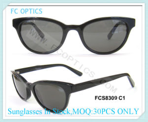 No MOQ Handmade Sunglasses in Stock pictures & photos