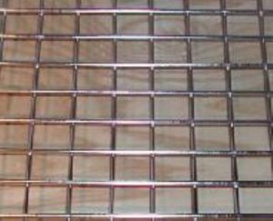 Stainless Steel Welded Wire Fabric Panel pictures & photos