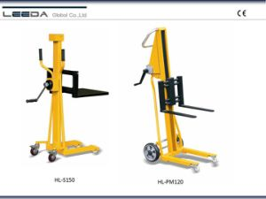 Mini Winch Stacker (HL-S SERIES) pictures & photos
