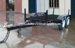 Light Factory Made Generator Trailer CT0402 pictures & photos