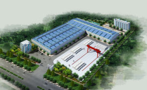 Light Steel Structure Prefabricated Factory Building (KXD-SSB149) pictures & photos