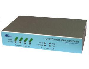4Port RS232/422/485 Serial Server (ATC-2004)