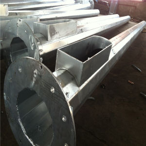 24m Light Pole for 24m Hight Mast Lighting pictures & photos