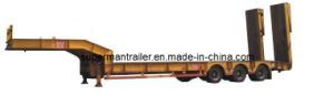 Lowbed Semi-Trailer (STEC-42-3ABLE) pictures & photos