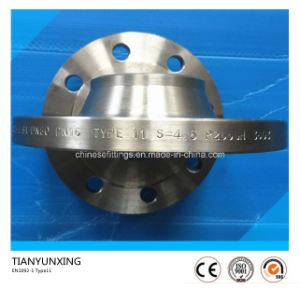 P265gh Carbon Steel Weld Neck En1092-1 Type11 Flange pictures & photos