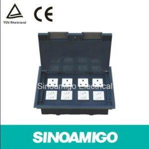 Sinoamigoabs Floor Socket Floor Box pictures & photos