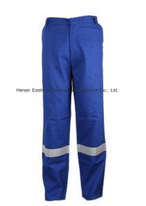 Men′s 100% Cotton Flame Retardant Pants pictures & photos