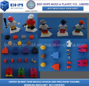 Plastic Minifigure Molding & Contract Manufacturing pictures & photos
