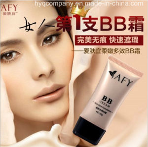 Wholesale Makeup Cosmetic High Quality Fashion Afy Bb Cream Skin Care Whitening Foundation 50ml Nude Makeup Bb Cream pictures & photos