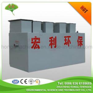 Buried Combined Sewage Treatment Equipment to Remove Oil Refining Wastewater pictures & photos