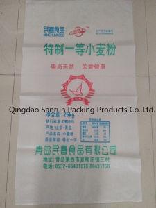 Plastic Woven Bag for Flour pictures & photos