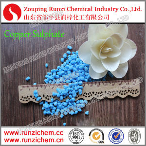 Cu 25% CuSo4.5H2O Blue Granule Copper Sulfate Pentahydrate Fertilizer pictures & photos
