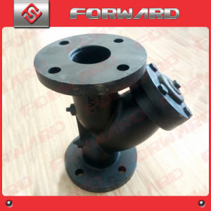 OEM Casting Iron and Precision Machining Rubber Wedge Flanged Gate Valve pictures & photos