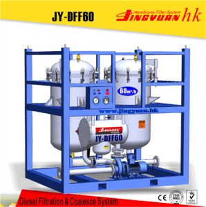 Small Scale Heavy Oil Purifying Equipment for Oil Field