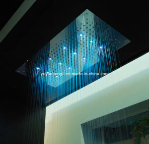 400*800mm RGB Ceiling Mounted LED Shower pictures & photos