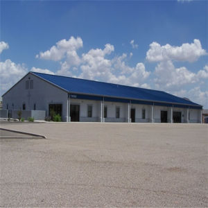 Ltx521 Perfect Design Pre Engineered Metal Shed/Warehouse pictures & photos