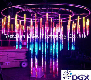 Night Club LED Meteor Lighting