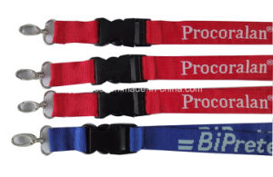 Various Style Custom Woven Lanyards No Minimum Order pictures & photos