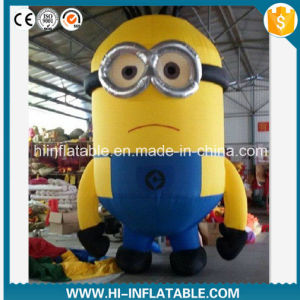 Hot-Sale Event Use Film Replica Character Inflatable Minion Cartoon