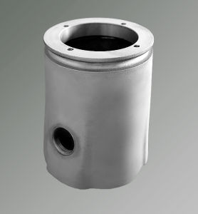Aluminum A356 Material T6 Heat Treatment Aluminum Gravity Casting Housing pictures & photos