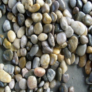 Mixed Polished River Pebbles Decoration pictures & photos