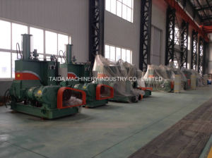 Rubber Pressurized Dispersion Kneader Banbury Mixer Machine Factory Plant Manufacturers X (S) N-10, 20, 35, 55, 75, 110 pictures & photos