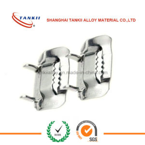 Stainless Steel Banding Teeth Buckles/clip Lock band pictures & photos