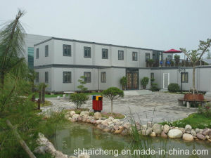 Accommodation Containers/Mobile Container/Prefabricated House (shs-fp-accommodation017) pictures & photos
