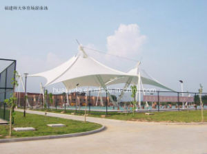 Roof Membrane Structure/Tensile Membrane Structure for Swimming Pool pictures & photos