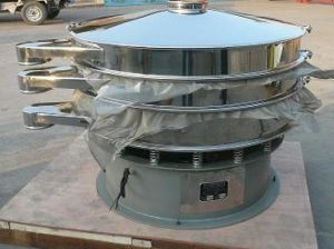 Efficient Circular 1-5 Layer Shale Shaker Screen with Durable Vibrating Motor pictures & photos