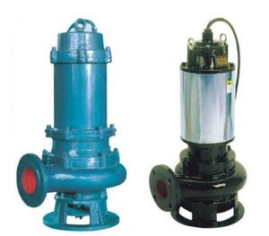 Wq Submersible Faeces Pumps for Sewage and Drainage with Cooling Jacket